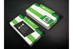Corporate Business Card Product Image 2