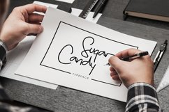 Sugar Candy signature typeface Product Image 1
