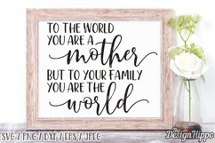 Mom Quotes SVG Bundle, 20 Designs, SVG PNG DXF Cutting Files Product Image 4