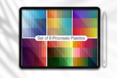 Procreate Color Palettes Pack. 180 Colors Product Image 2