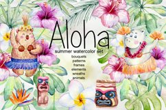 Aloha. Tropical collection. Product Image 1