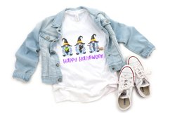Halloween sublimation designs fall Halloween witch gnomes Product Image 4