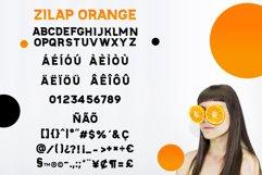 Zilap Orange Product Image 2