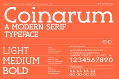 Coinarum - Serif font family Product Image 3