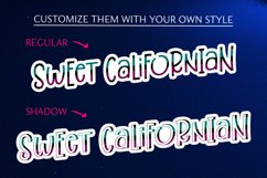Best Friend Forever- A Casual & Playful Font Trio. Product Image 5