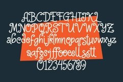 Web Font Endeavors - Swirling Font Product Image 3