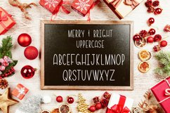 Merry & Bright All Caps Font Product Image 3