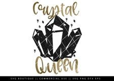 Crystals Magic Boho SVG Bundle For Crafters Product Image 4