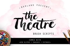 The Theatre Brush Product Image 1