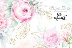 Sleeping Beauty Wedding Watercolor Bundle Product Image 1