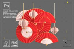 Lunar New Year photo overlay China png Product Image 2