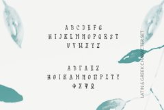 Miron Font Another Awesome Hand-Crafted Font Product Image 2