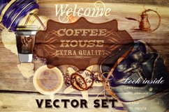 Coffee vector collection Product Image 1