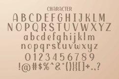 Web Font Lovely Product Image 4