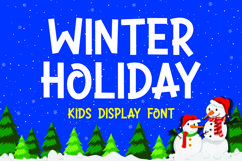 Winter Holiday Product Image 2
