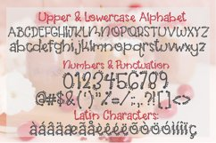 Cherry on Top - A Font Trio with Doodles Product Image 3