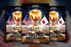 Basketball World Cup Product Image 1