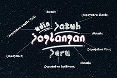 Joyagatra - 5 Font styles and 150 Swashes Product Image 3