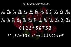 Keysha Font Product Image 5