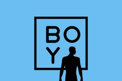 BOYA (rounded Font) Product Image 2