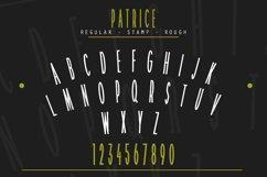 Patrice - Sans Serif Font Product Image 5