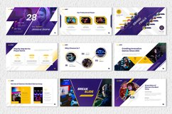 Alchemy - Esport Gaming Presentation Template Product Image 3