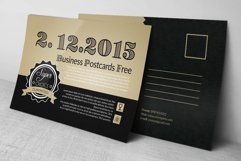 Save The Date Wedding Postcards Product Image 2