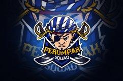 Perompak Squad - Mascot & Esport Logo Product Image 1