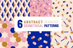Seamless Modern Geometrical Abstract & Minimalistic Patterns Product Image 1