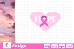 Cancer SVG Bundle | Awareness SVG | Breast Cancer Cut File Product Image 12