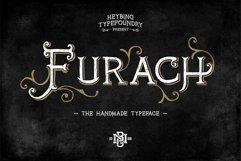 Furach Typeface + Bonus Product Image 1