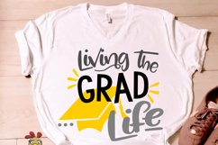 Living the Grad Life SVG Product Image 2