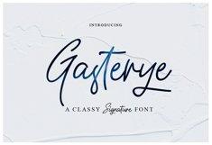 Gasterye Script Product Image 1