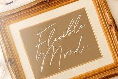 Antonio Fischer Signature Monoline Calligraphy Font Product Image 4