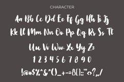 Omah Brush Script Font Product Image 5