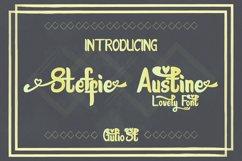 Steffie Austin Lovely Font Product Image 1