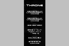 Throne - Rounded Sans Font Product Image 6