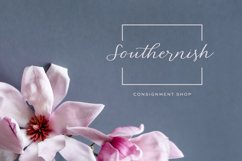 Blossomberry Script Font Product Image 4