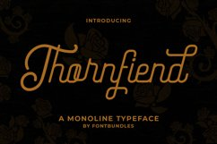 Thornfiend Product Image 1