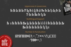 Gangsta Virus Font Product Image 3