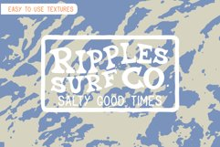 Coastal Fever - Font Package & Beach Textures Product Image 5
