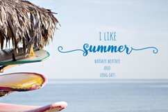 Creatie - A Lovely Modern Script Font Product Image 8