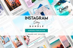 Social Media instagram travel template Product Image 1