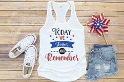 4th of july svg bundle, Memorial Day SVG, patriotic svg Product Image 6