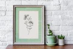 Birth Month Flowers SVG Bundle Product Image 6