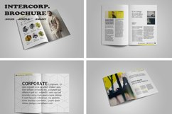 Intercorp Brochure Template Product Image 2