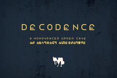 Decodence Product Image 2