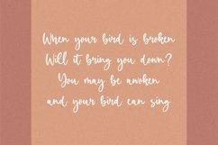 Birdlove Lovely Handwritten Font Product Image 2