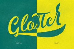 Gloster Typeface Product Image 3