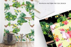 Pretty Garden. Watercolor collection Product Image 3